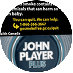 Discover Plain Pack changes to John Player Plus